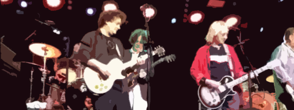 The Benefit for John Wicks and a Powerpop Thanksgiving (video)